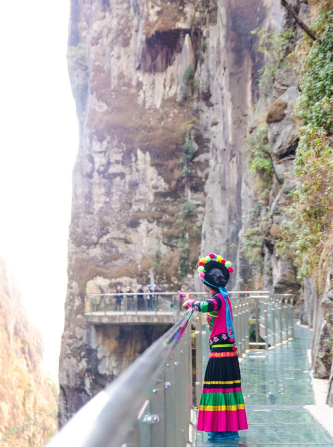 Stone Gate Pass in Yangbi County, Dali-06