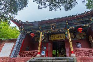 Taihua Temple in Kunming