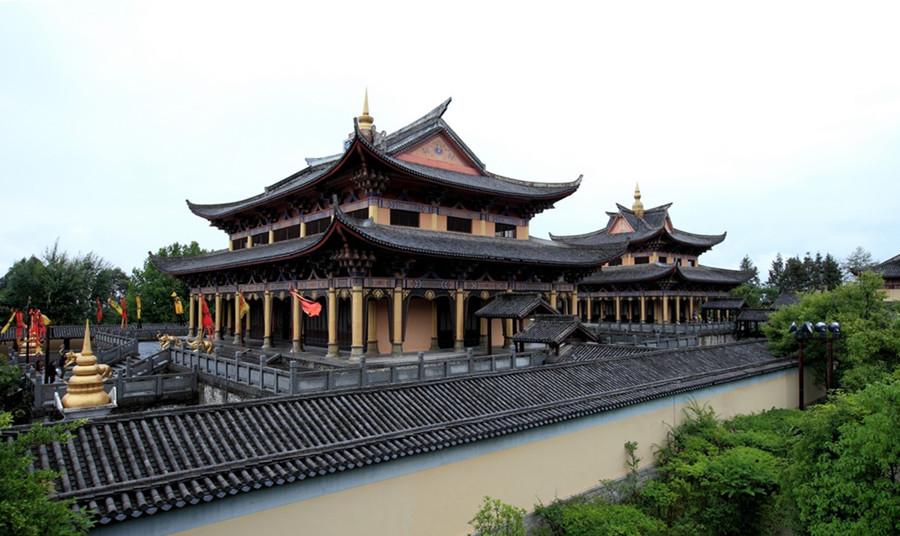 Tianlongbabu Film Studio in Dali-02