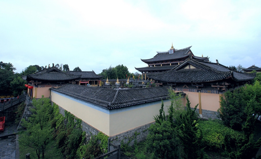 Tianlongbabu Film Studio in Dali-05