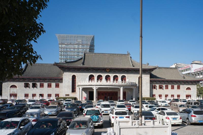 Victory Memorial Hall of Anti-Japanese War in Kunming