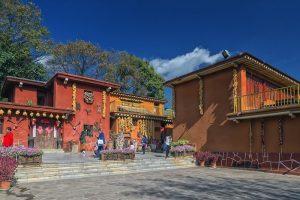 Village of Yi Ethnic Minority in Yunnan Ethnic Villages, Kunming