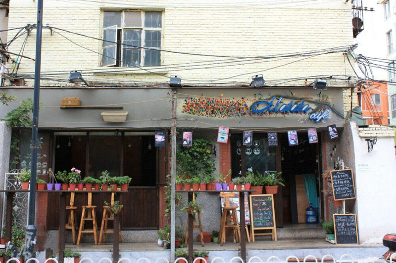 Wenlin Street in Kunming-04