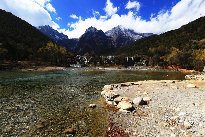 White Water River in Lijiang-02