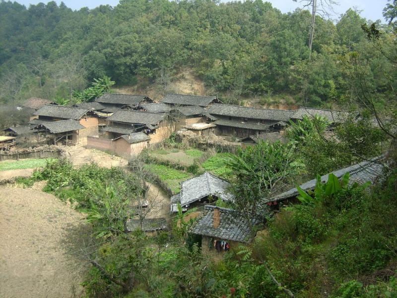Xindian Yi Ethnic Town of Qiubei County in Wenshan Prefecture-05