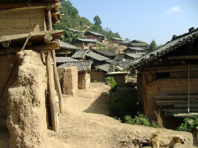 Xindian Yi Ethnic Town of Qiubei County in Wenshan Prefecture-06