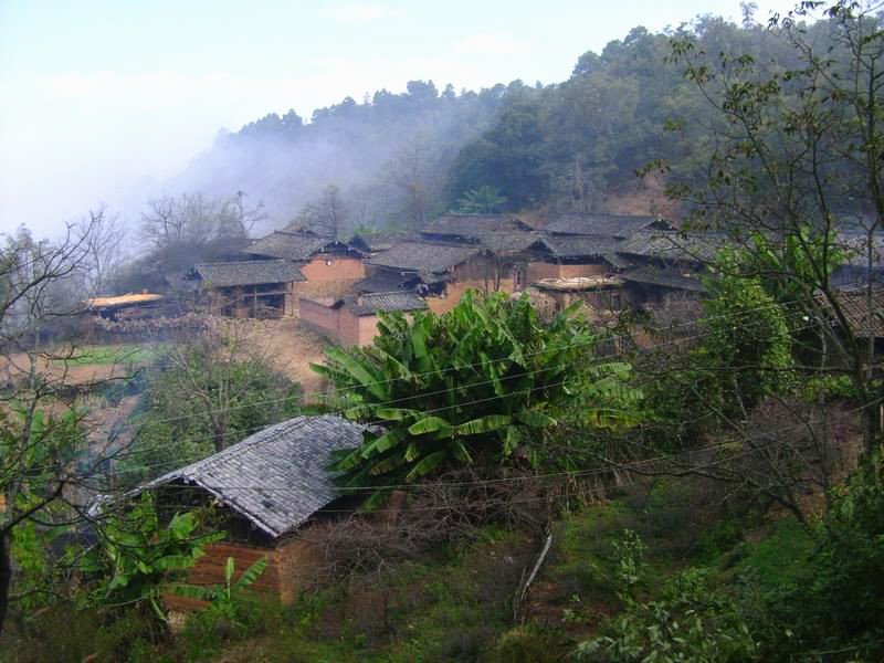 Xindian Yi Ethnic Town of Qiubei County in Wenshan Prefecture-07