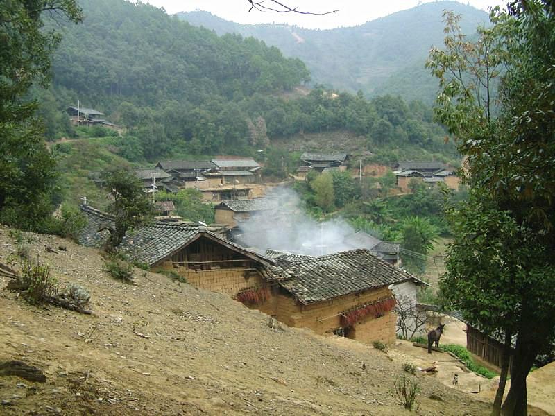 Xindian Yi Ethnic Town of Qiubei County in Wenshan Prefecture-08