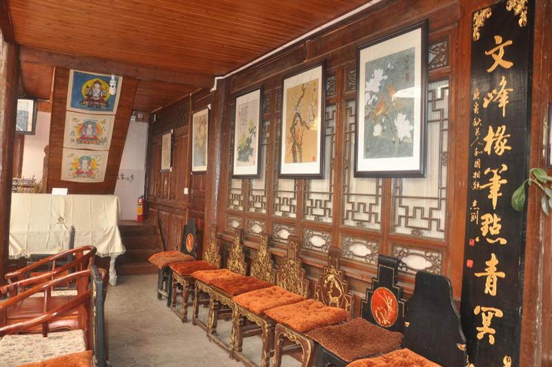 Xueshan Academy in Lijiang Old Town-05
