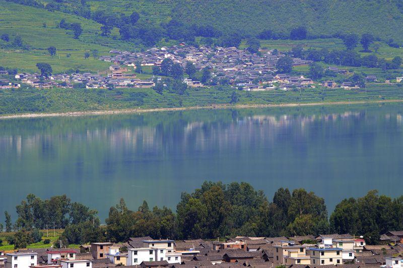 Yangping Reservior in Yongsheng County, Lijiang-02