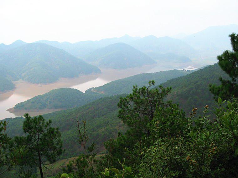 Yangping Reservior in Yongsheng County, Lijiang-03