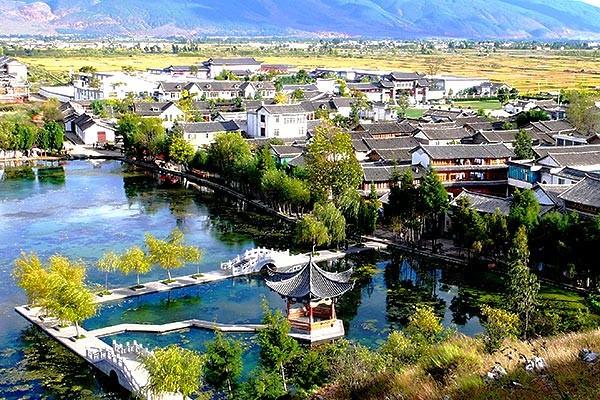 Yindu Shuixiang Scenic Area in Heqing County, Dali-04