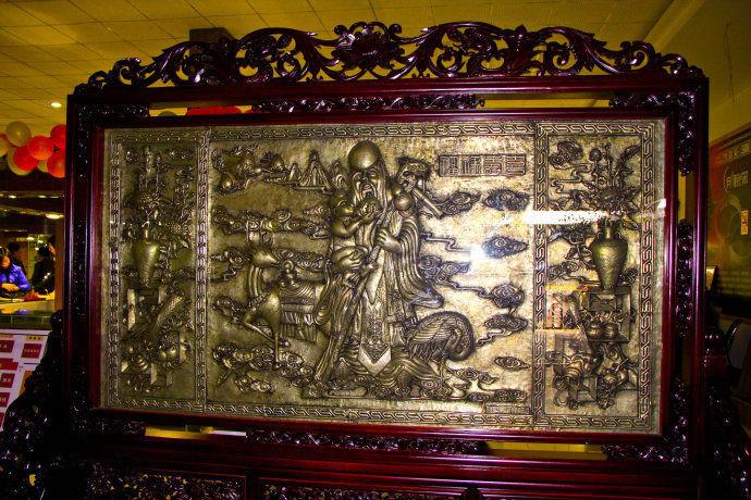 Yunnan Silver Museum in Heqing County, Dali-05