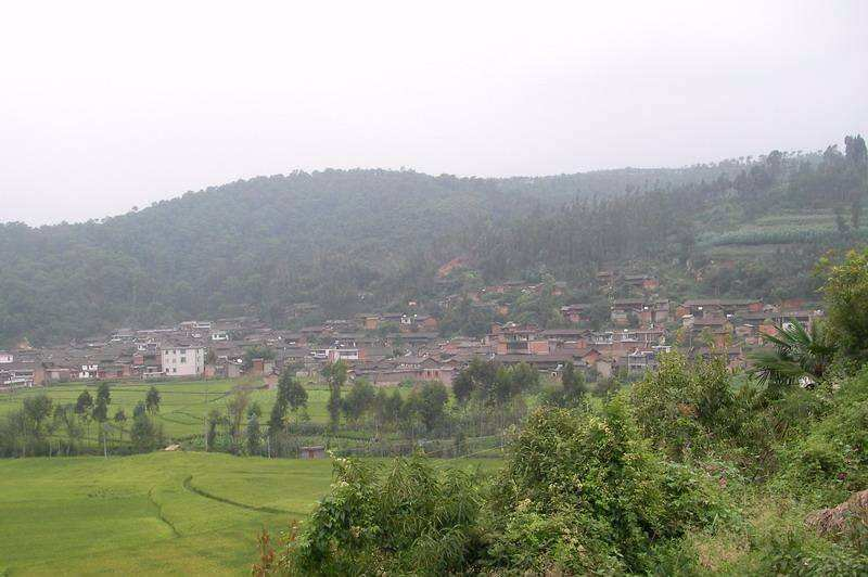 Puze Village of Wujiepu Town in Luxi County, Honghe Prefecture