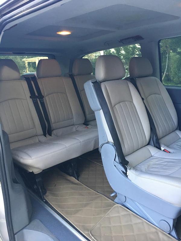 Stone Lee Yunnan Travel Car Rental Service-Mercedes Benz Vito- 7-seat Van