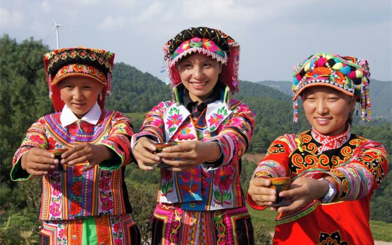 Xiaoliangshan Traditional Culture Conservation Area of Yi Ethnic Minority in Yuanmou County, Chuxiong