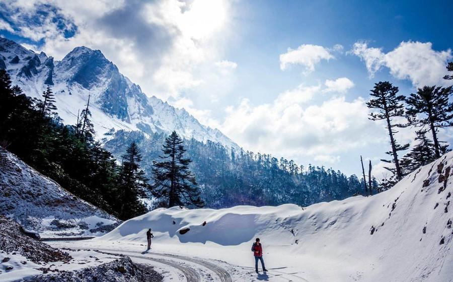 Biluo Snow Mountain, Nujiang