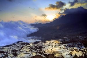Duoyishu Rice Terraces in Yuanyang County,Honghe-20
