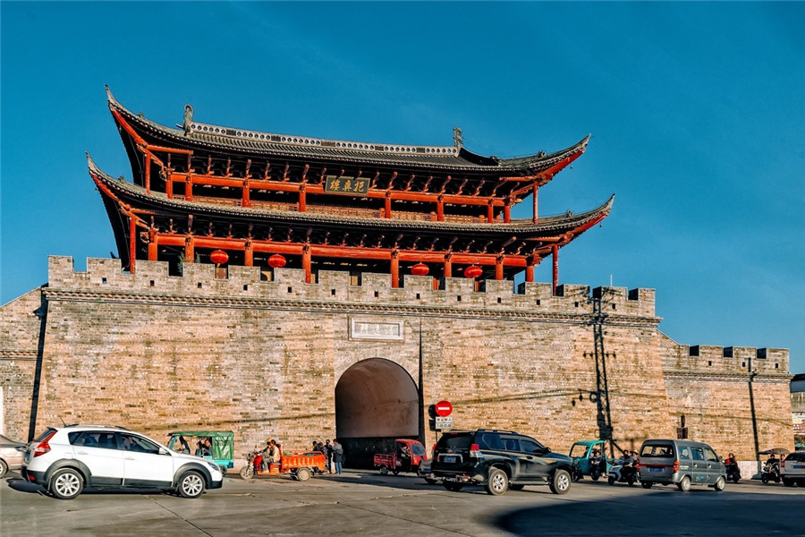 Jianshui Old Town, Honghe