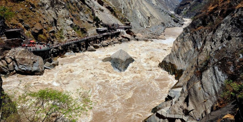 1 Day The Upper Tiger Leaping Gorge Tour (Shangri-La Part Without Hiking)