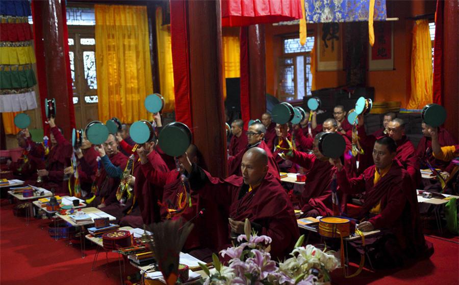 Wenfeng Monastery, Lijiang