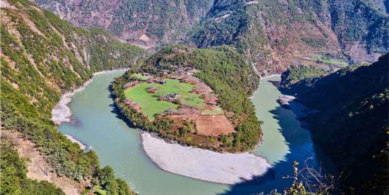 7 Days Nujiang-Salween River and Nujiang Grand Canyon Rafting Tour