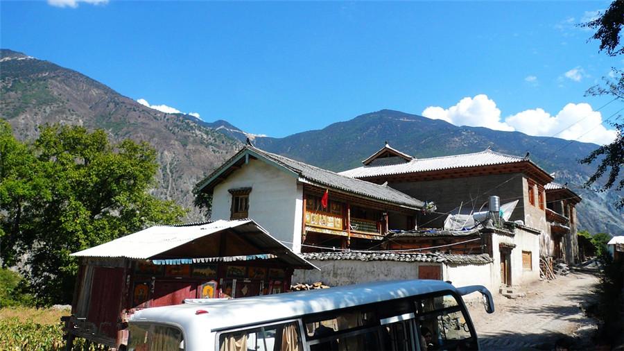 Xidang Village of Meili Snow Mountain, Diqing