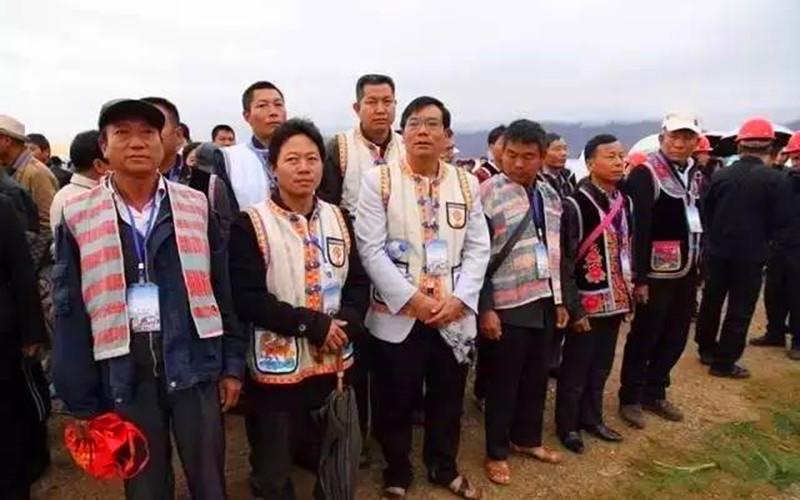 China (Gantang) No.1 Lisu Ethnic Village in Yuanmou County, Chuxiong