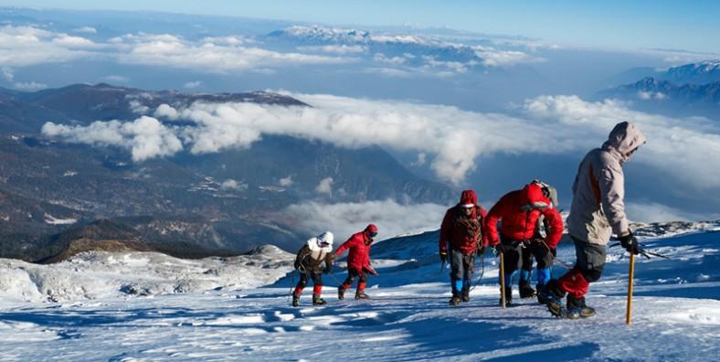6 Days Haba Snow Mountain Circumambulation Hiking and Climbing Tour