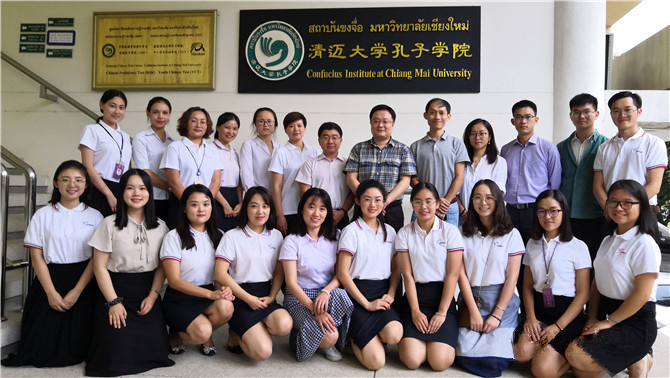 Confucius Institute in Chiang Mai University