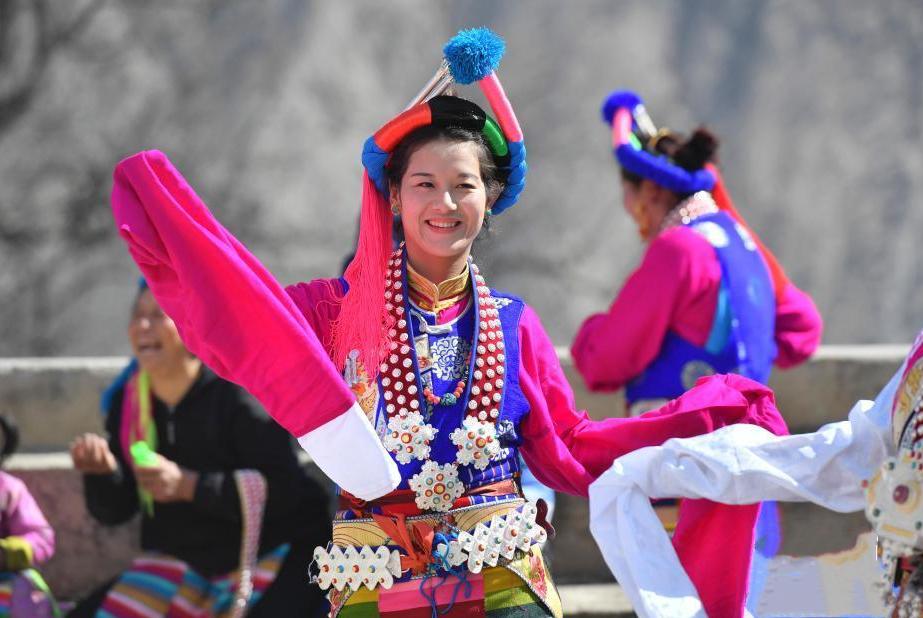 Shugunisu festival in Deqin County, Diqing