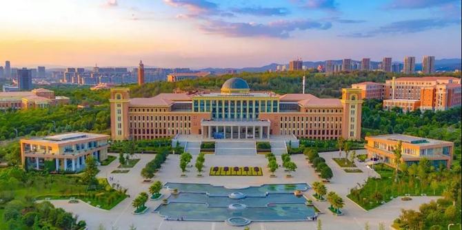 Yunnan University in Kunming