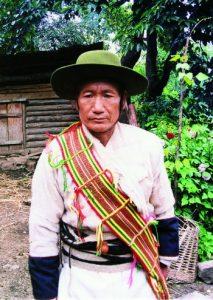 Xiong Ziyi - Inheritor of Lisu Folk Music in Weixi County, Diqing