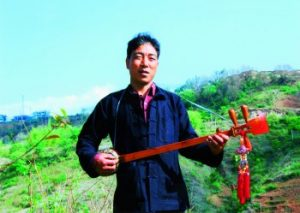 Chen Xiniang-Inheritor of Hani Folk Music in Honghe County, Honghe