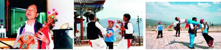 Shi Wanheng - Inheritor of Yi Folk Music in Shiping County, Honghe-02