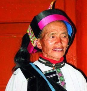 Wang Yufang - Inheritor ofthe Epopee