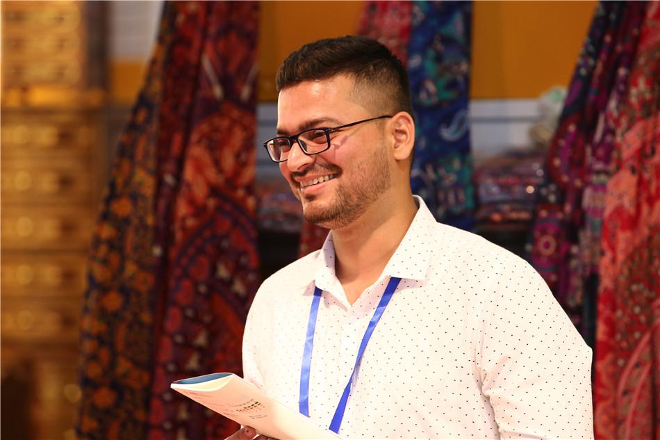 international exhibitors at 2019 SSACEIF