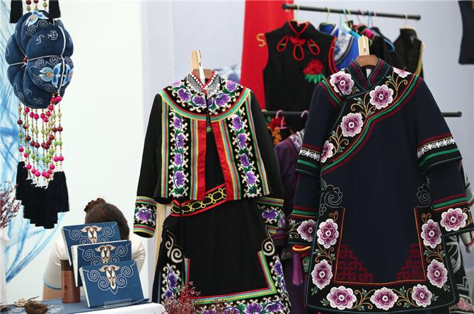 The 2019 Kunming Folk Fashion Week in Kunming