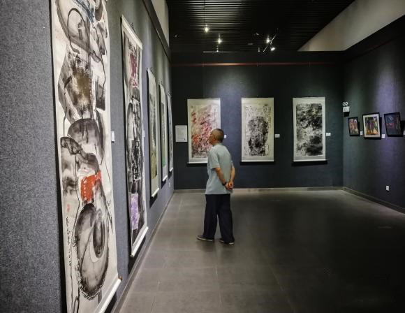 The 8th Yunnan-Taiwan Painting Exhibition in Kunming