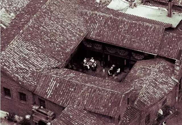 The Yinzi House in Kunming, Yunnan
