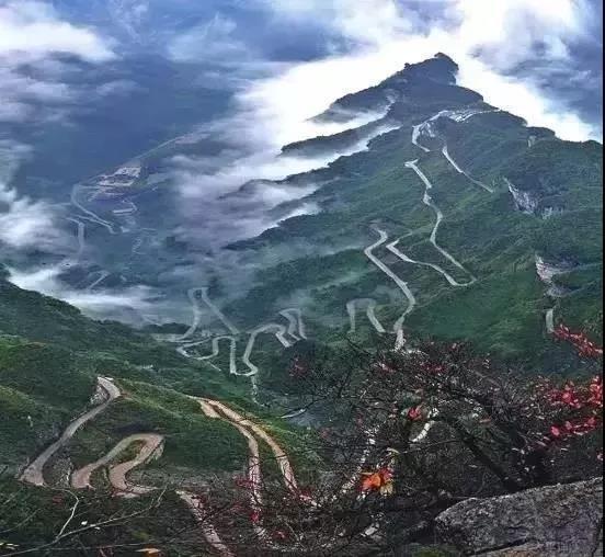 Yunnan-Myanmar road