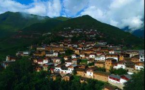 Baoshan Stone City in Lijiang, Yunnan