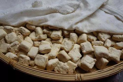 Stinky tofu in Yunnan