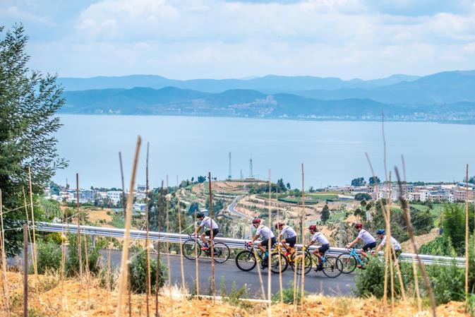 Tour de France à la Chinoise