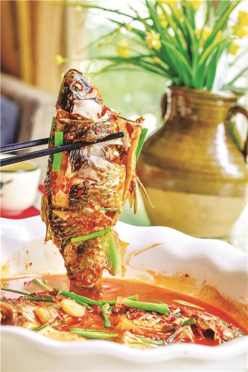 Fish Dish in Dali