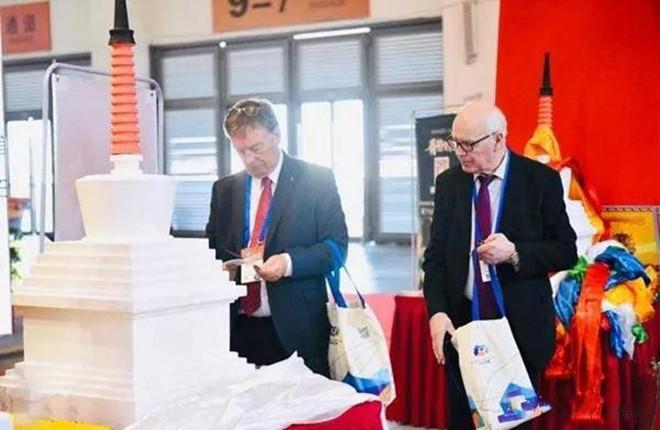 Shangri-la Exhibition at the 2019 China International Travel Mart (CITM) in Kunming