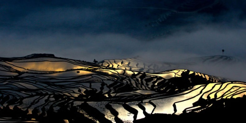 1 Day Yuanyang Bada Hani Rice Terraces Hiking Tour