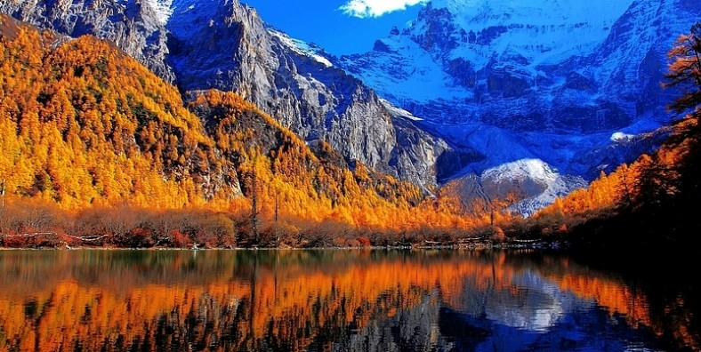 10 Days Footsteps of Joseph Rock Hiking Tour from Shangri-La Niru Village to Daocheng Yading Nature Reserve