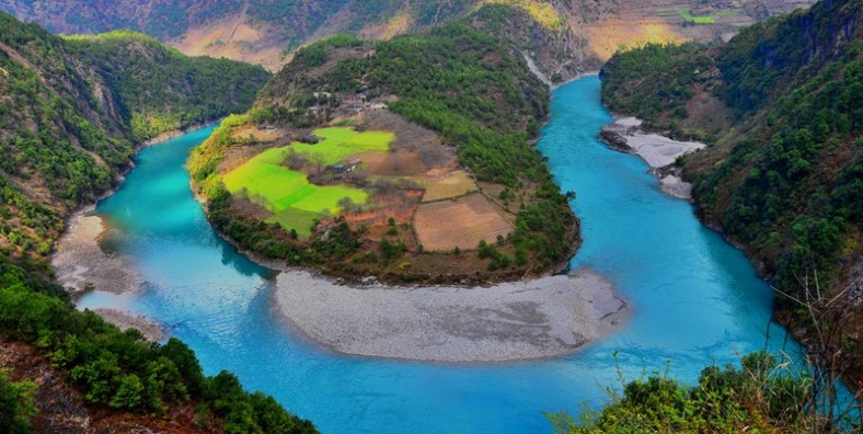 20 Days Yunnan Three Parallel Rivers Adventure Trekking Tour