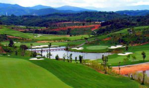 XishuangBanna Wild Elephant Golf Club